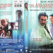 The Assassination of Richard Nixon (2004) R1 DVD Cover