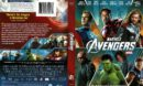 The Avengers (2012) R1 DVD Cover