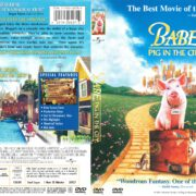 Babe 2: Pig in the City (1999) R1 DVD Cover