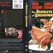 The Barkley's of Broadway (2005) R1 DVD Cover