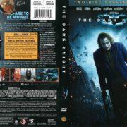 The Dark Knight (2008) R1 DVD Cover