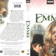 Emma (2004) R1 DVD Cover