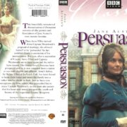 Persuasion (1971) R1 DVD Cover