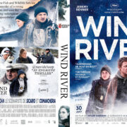 Wind River (2017) R0 Custom DVD Covers