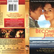 Becoming Jane (2007) R1 DVD Cover
