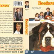 Beethoven (1998) R1 DVD Cover