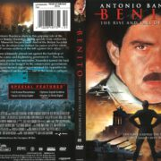 Benito: The Rise and Fall of Mussolini (1993) R1 DVD Cover