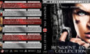 Resident Evil Collection (6) (2002-2016) R1 Custom Blu-Ray Cover