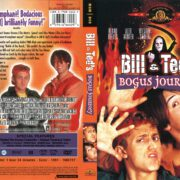 Bill and Ted's Bogus Journey (2001) R1 DVD Cover