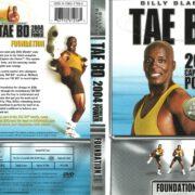 Billy Blanks' Tae Bo 2004: Foundation (2003) R1 DVD Cover