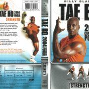 Billy Blanks' Tae Bo 2004: Strength (2003) R1 DVD Cover