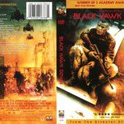Black Hawk Down (2002) R1 DVD Cover