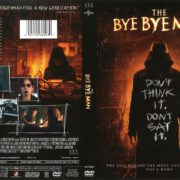 The Bye Bye Man (2016) R1 DVD Cover