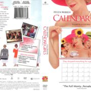 Calendar Girls (2004) R1 DVD Cover
