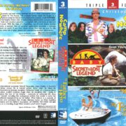 Camp Nowhere/Baby: Secret of the Lost Legend/ My Father the Hero Triple Feature (2011) R1 DVD Cover