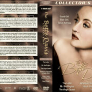 Bette Davis Collection - Volume 1 (1940-1964) R1 DVD Covers
