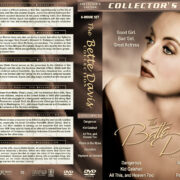 Bette Davis Collection – Volume 3 (1935-1951) R1 DVD Cover