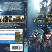 Pirates of the Caribbean: Dead Men Tell No Tales (2017) R2 Blu-Ray Italian Cover