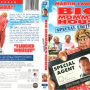 Big Momma's House (2005) R1 DVD Cover
