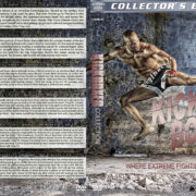 Kickboxer Collection (1989-2017) R1 Custom Cover