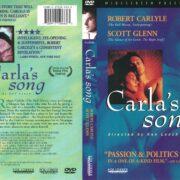 Carla's Song (1996) R1 DVD Cover