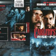 Carlito's Way: Rise to Power (2005) R1 DVD Cover