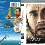 Cast Away (2002) R1 DVD Cover