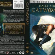 Catwoman (2004) R1 DVD Cover