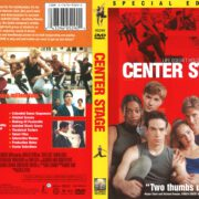 Center Stage (2000) R1 DVD Cover
