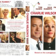 Charlie Wilson's War (2008) R1 DVD Cover