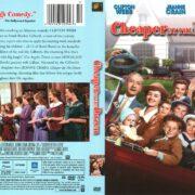 Cheaper by the Dozen (2003) R1 DVD Cover