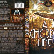 A Chorus Line (2003) R1 DVD Cover