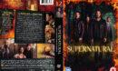 Supernatural: Season 12 (2017) R2 Custom DVD Cover