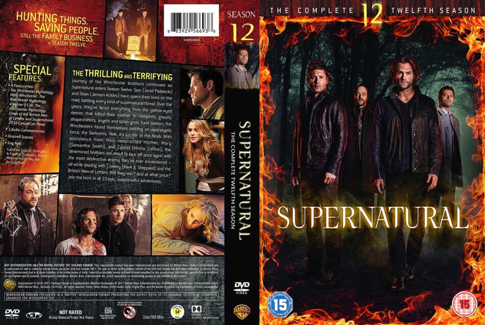 Supernatural 12 Deutsch