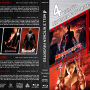 Hell's Kitchen Collection (2003-2008) R1 Custom Blu-Ray Cover