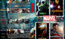 The Marvel Cinematic Universe Collection - Volume 1 (2003-2010) R1 Custom DVD Cover