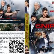 Sniper: Ultimate Kill (2017) R0 Custom DVD Cover