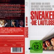Sneakers - Die Lautlosen (2013) R2 German Blu-Ray Covers & Label