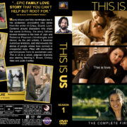 This Is Us – Season 1 (2017) R1 Custom DVD Covers