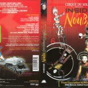 Cirque du Soleil: Inside la Nouba (1999) R1 DVD Cover