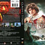 Clash of the Titans (1981) R1 DVD Cover