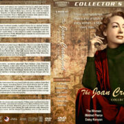 Joan Crawford Collection – Volume 1 (1939-1955) R1 Custom DVD Covers