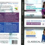 Classical Stretch: Age Reversing Workouts for Beginners (2015) R1 DVD Cover