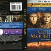 Cold Mountain (2003) R1 DVD Cover