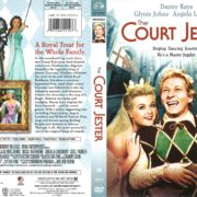 The Court Jester (1956) R1 DVD Cover