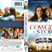 A Cowgirl's Story (2017) R1 DVD Cover