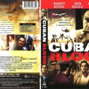 Cuban Blood (1992) R1 DVD Cover