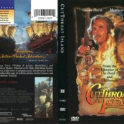 Cutthroat Island (1995) R1 DVD Cover