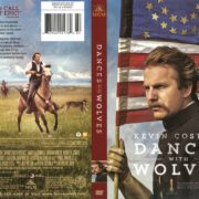 Dances With Wolves (2014) R1 DVD Cover