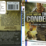 The Condemned (2007) R1 Blu-Ray Cover & Label
